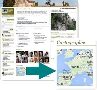 Des cartographies animées pour voir évoluer vos ancêtres ! - Le Blog Généalogie - Toute l'actualité de la généalogie - GeneaNet | Histoire Familiale | Scoop.it