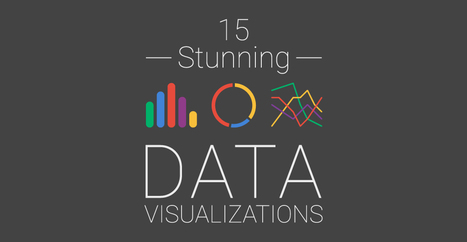 15 Stunning Data Visualizations (And What You Can Learn From Them) | emerging learning | Scoop.it