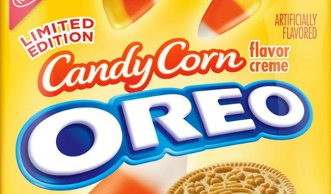 What Makes Candy Corn Oreo a Viral Phenomenon? It's Gross | It's Show Prep for Radio | Scoop.it