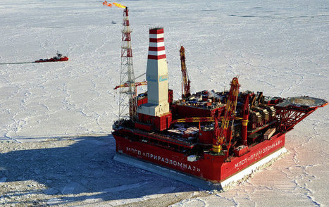 Western Sanctions Boost Russia's Science and Technology in Arctic Exploration   The Arctic Circle   Scoop.it