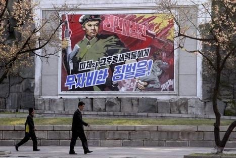 Corée du Nord : la fièvre retombe | Corée du Nord, la provocatrice | Scoop.it