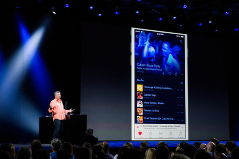 Apple Doesn't Need Apple Music to Win, Which Is Why It Will | Musicbiz | Scoop.it
