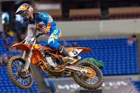KTM Qualifies First in the Mini-Apple - TransWorld Motocross   Motocross and dirtbike   Scoop.it