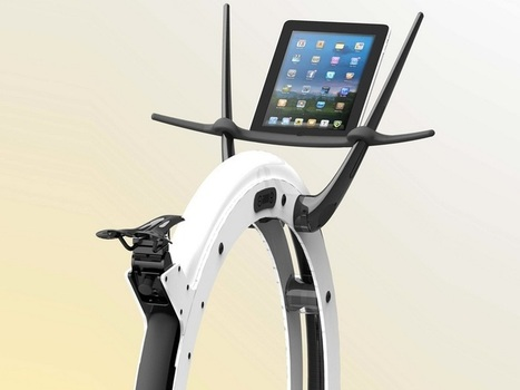 Ciclotte Exercise Bike te ajuta sa pierzi cateva kilograme in lux | Tehnologie | Scoop.it