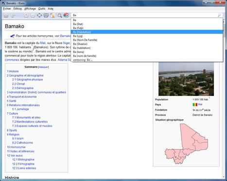Kiwix. Télécharger Wikipedia pour la consulter hors-ligne | Time to Learn | Scoop.it