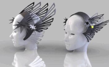 Projet Phenix : quand la 3D imprime la mode | FashionLab | Scoop.it