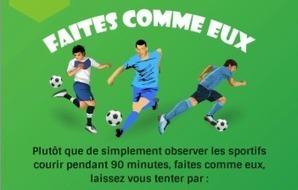 Infographie : Manger sain pendant la Coupe du Monde   Forme, Poids et Nutrition   Scoop.it