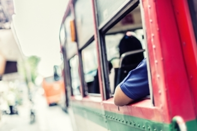 Bangkok's GovernmentBuses   Thailand Business News   Scoop.it