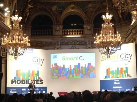 La smart city doit être plus qu'une ville intelligente | Mine d'infos ville créative, culture, street arts, smart city, marketing territorial | Scoop.it