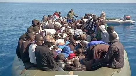 Plus de 200 000 migrants ont tenté de traverser la Méditerranée ... - euronews   Les AMP en Méditerranée   Scoop.it