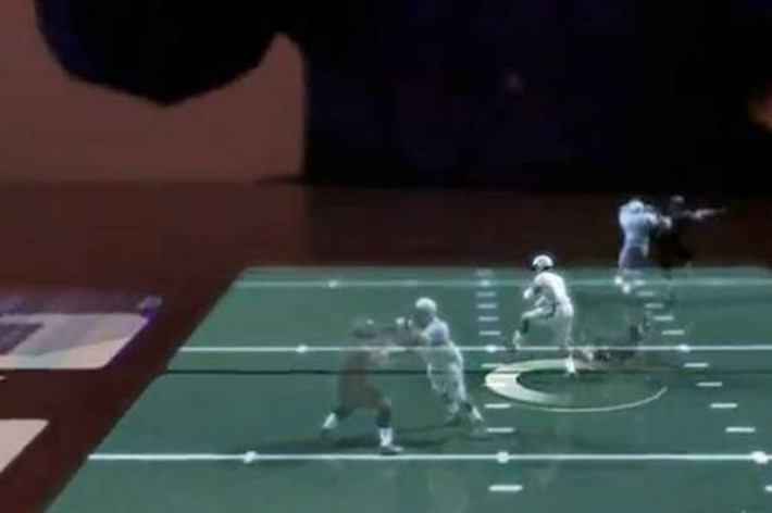 iPad 3 video fantasy features include holographic 3D projector - but can Apple ... - Mirror.co.uk | Machinimania | Scoop.it