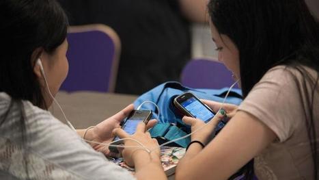 «oklm», «msk», «jpp» : petit lexique du nouveau langage SMS des ados | Média et société | Scoop.it