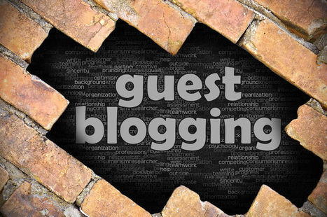 Increase Your Traffic Through Guest Blogging | Curation, Social Business and Beyond | Scoop.it