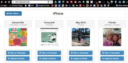 Simple Transfer: A Must Have iOS App   Web Tools in Education   Scoop.it