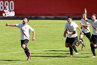 El Sevilla Atlético se acomoda en el triunfo | Noticias Sevilla FC | Scoop.it