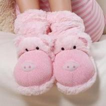 Pig Slippers   Novelty Slippers   Scoop.it