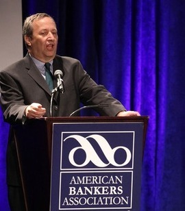 Voices Rising Against Hedge Fund Millionaire Toxic Retred Larry Summers to Head the Fed | News You Can Use - NO PINKSLIME | Scoop.it