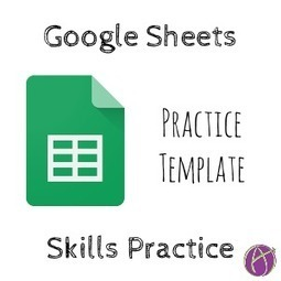 Google Sheets: Student Practice Template :: Alice Keeler | Instructional Technology | Scoop.it