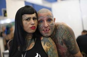 A glimpse of the ' Tattoo Week' in Rio de Janeiro | Tattoo Tattoo Convention and more | Scoop.it