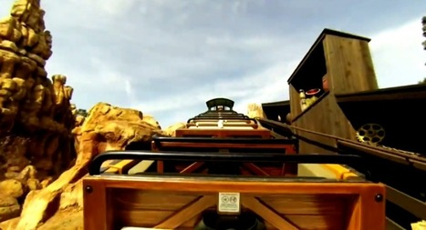 Big Thunder Mountain Railroad to Reopen March 17 at Disneyland Park | Get Your Geek On | Scoop.it