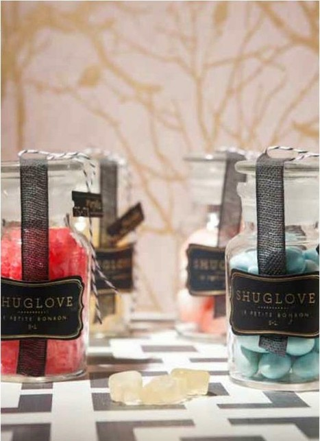 Wedding Favors with a Personal Touch | Fabulous Weddings | Scoop.it