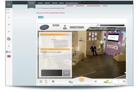 Votre courtier Match-Crédit expose de façon permanente sur le salon virtuel Myvirtual-immo en Côte-d'Or   Salon Virtuel permanent dédié à l'immobilier et à l'habitat   Scoop.it