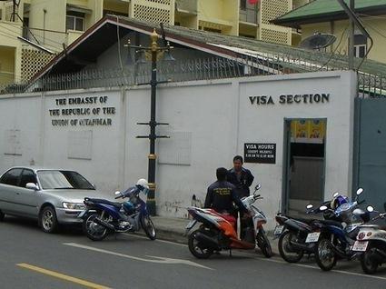 Burma/Myanmar visa Bangkok | Travel Thailand | Scoop.it