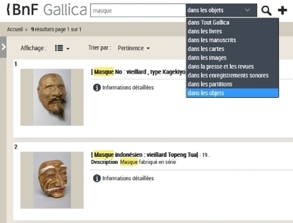 4 raisons de tester Gallica Labs | Gallica | Nos Racines | Scoop.it