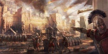 Artículo: Roma en los Videojuegos | Mundo Clásico | Scoop.it