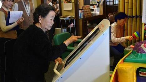 Japan population shrinks for third year; elderly make up a quarter | geography topics | Scoop.it