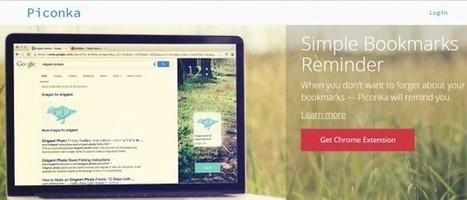 piconka, una nueva forma de gestionar favoritos desde Chrome | Mundo | Scoop.it
