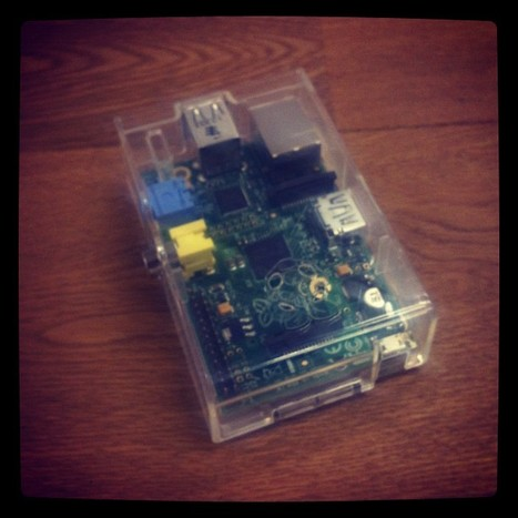 Photo by mortenjakobsen • Instagram | Raspberry Pi | Scoop.it
