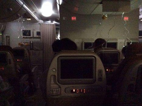 Azerbaïdjan : un A380 de Singapore Airlines atterrit d'urgence à Bakou | Aviation & Espace | Scoop.it