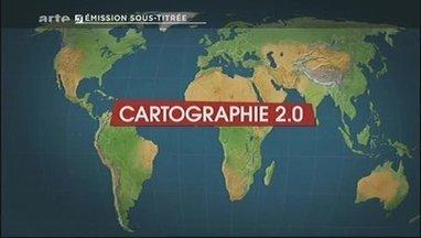 (Arte) Le dessous des cartes : Cartographie 2.0 (2012 ... | Information visualization | Scoop.it