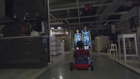 Ikea's Parody of The Shining Is Devilishly Good | COMMUNICATION | Scoop.it