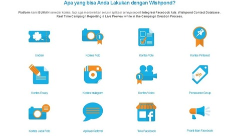 Wishpond.co.id ~ Cara Mudah Melakukan Kampanye Marketing di Media Sosial | Media Sosial | Scoop.it
