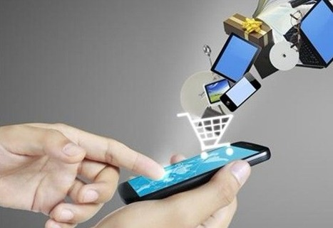 2,6 milliards d'euros pour le m-commerce en 2013 en France | Entreprise et Stratégie Digitale | Scoop.it