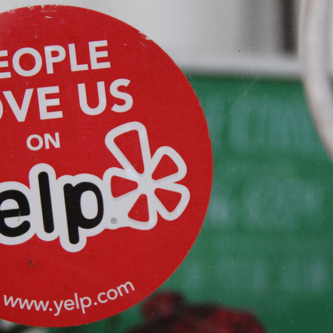 90% of Yelp Users Say Positive Reviews Affect Their Purchases | Page One SEO | Scoop.it