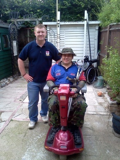 Veteran Gets Support From British Veterans' Group | Race & Crime UK | Scoop.it