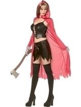 Ladies Little Red Riding Hood Fancy Dress Costume | Fancy Dress Ideas | Scoop.it
