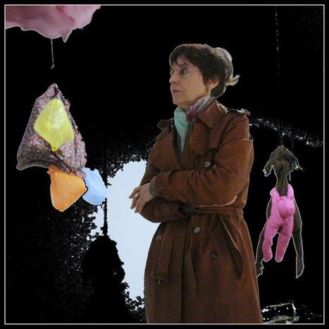 """La zone de silence: Exposition """"Continents noirs"""" d'Annette Messager au musée d'art moderne et contemporain à Strasbourg   La zone de silence   Scoop.it"""