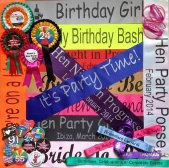 Hen Party Badges | Hen Night Badges - Hen Party Accessories & Supplies | henpartytime | Scoop.it