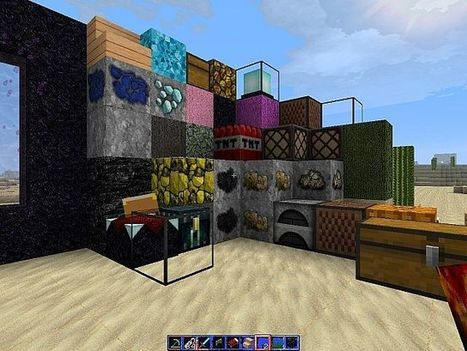 The Next Big Thing 2013 Texture Pack for Minecraft 1.6.2 | minecraft texture pack 1.6.2 | Scoop.it