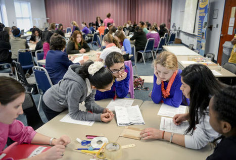 Program aims to get girls interested in science | STEM Advocate | Scoop.it