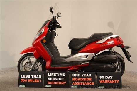 March Low Mileage Leader | SF Moto Blog | Scooters and Vespas | Scoop.it
