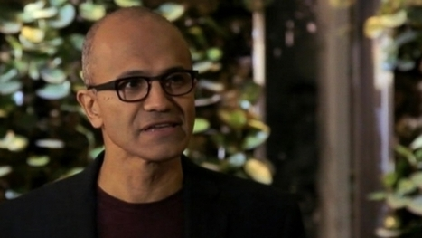 Microsoft CEO to Focus on Mobile, Cloud Technology - ABC News | Technology - Teaching - Translation | Scoop.it
