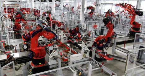La automatización y la robótica cambiarán el mercado laboral en los próximos años   Robótica Educativa tuXc Coaching   Scoop.it