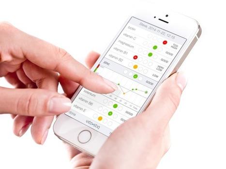 Vitastiq uses skin sensor to see if you need vitamins   e-santé>bien-être   Scoop.it