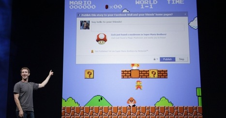 Facebook: 375 Million Users Play Games Each Month | MarketingHits | Scoop.it