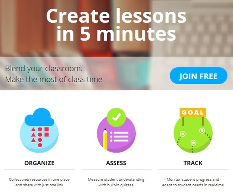 Blendspace Joins Wikispaces and TES - Premium Features Now Free! | Cool School Ideas | Scoop.it